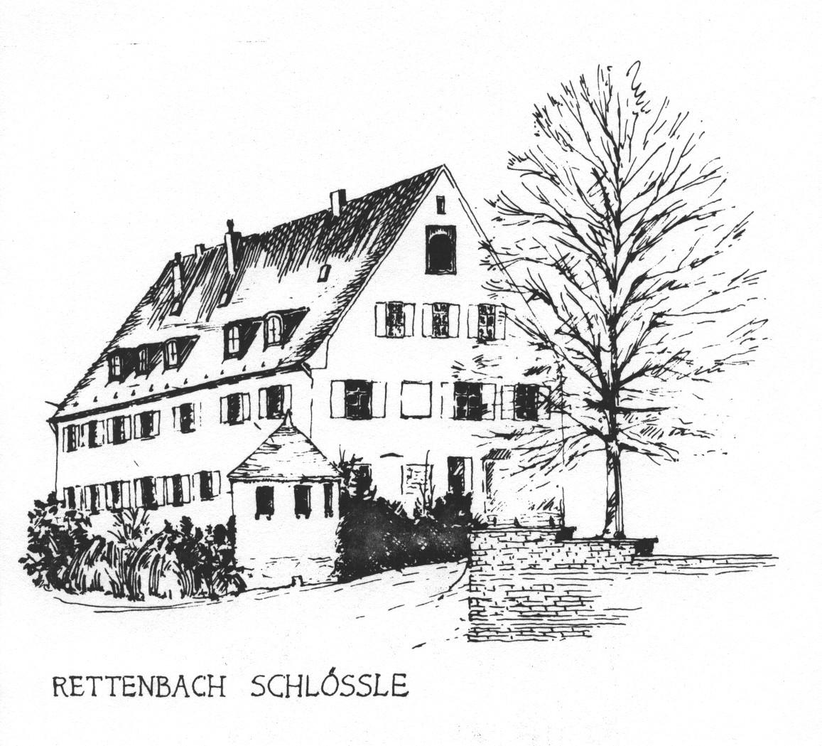 Bild vom Rettenbacher Schlössle